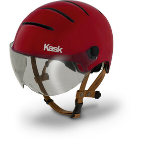 Kask Lifestyle Casco incl. Visera, bordeaux